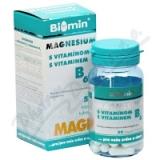 MAGNESIUM S VIT.  B6 cps. 50 Biomin