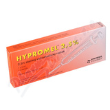 Hypromel 2. 5% 1x2ml+1xkanyla