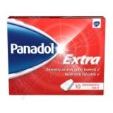 Panadol Extra 500mg-65mg tbl. flm.  10 CZ