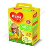 Hami Safari dětské sušenky 180g 6M