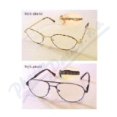 Brýle dioptrické dámské +3. 00 č. 2445