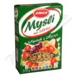 EMCO Mysli na zdraví křupavé s ořechy 375g