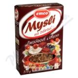 EMCO Mysli na zdraví čokoládové+lísk. ořechy 375g