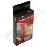 Bandáž kotníku tejpovací - textil - velikost M