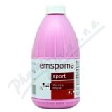 Masážní emulze Emspoma hřejivá O 500 ml (růžová)