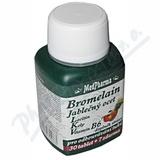 MedPharma Bromelain+jabl. ocet+lecitin tbl. 37