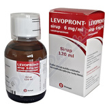 Levopront sirup por. sir. 1x120ml