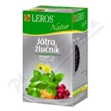LEROS NATUR Játra-žlučník n. s. 20x1. 5g