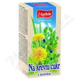 Apotheke Na krevní cukr (Diabetický) čaj 20x1. 5g