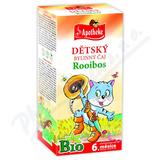 Apotheke Dětský čaj BIO rooibos běžné pití 20x1. 5g