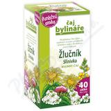 Čaj Bylináře Žlučník+slinivka 40x1. 6g