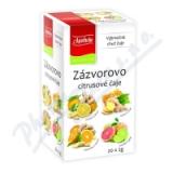 Apotheke Zázvorovo citrusové čaje 4v1 20x2g n. s.