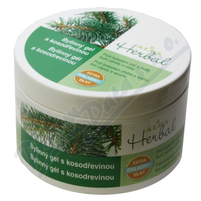 Alpa Herbal gel s kosodřevinou 250ml