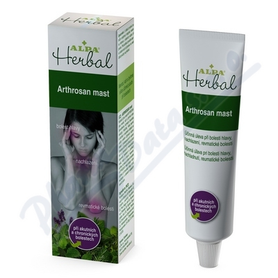 Alpa Herbal Arthrosan mast 30g