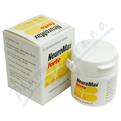 Neuromax Forte por.tbl.flm.20