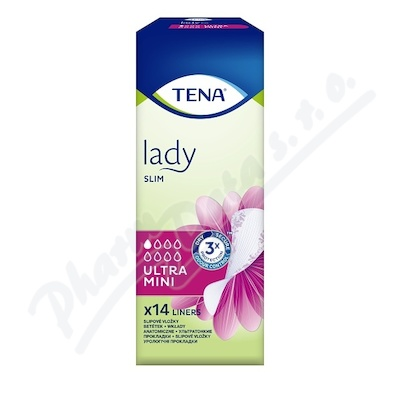 Ink.vlož.TENA Lady Ultra Mini 14ks 757038
