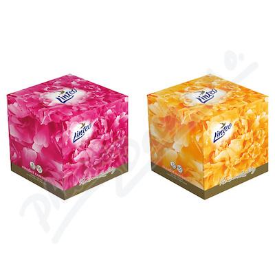 Kapesník papírový LINTEO Premium 3vrst.60ks kostka